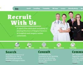 Nro 103 kilpailuun Recruiting company home/landing page käyttäjältä cocclasher594