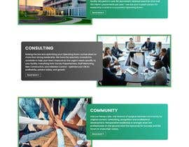 Nro 207 kilpailuun Recruiting company home/landing page käyttäjältä mjmarazbd