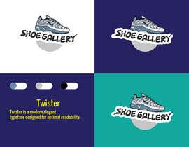 #121 for Design a logo for my sneaker store af ashadurrahaman90