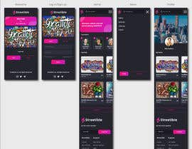 #210 for ui ux graffitibl by Nabil085