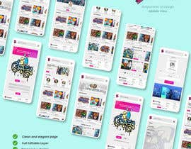 #343 for ui ux graffitibl by Nabil085