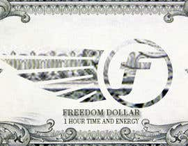 #2 untuk Design our new currency..Freedom Dollars oleh sayootech