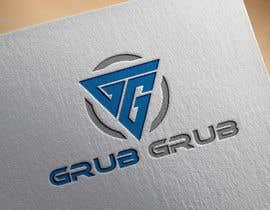 Nro 203 kilpailuun logo marca grub grub käyttäjältä ab9279595