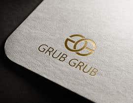 Nro 185 kilpailuun logo marca grub grub käyttäjältä nopurakter050