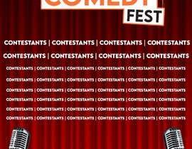 #12 para Poster for a Stand-Up Comedy Festival por Hanz79