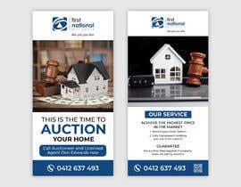 #99 cho flyers promoting sale by auction bởi imranislamanik