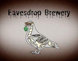Nro 2 kilpailuun Eavesdrop Brewery Halloween Font käyttäjältä jhowsb