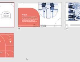 Nro 44 kilpailuun Powerpoint Template Design käyttäjältä Mahmoudahmed101