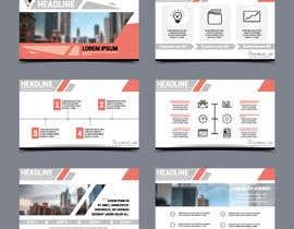 Nro 42 kilpailuun Powerpoint Template Design käyttäjältä rasidulislam699