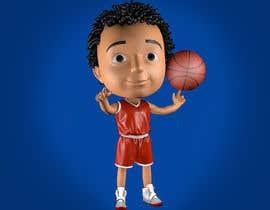 Nro 31 kilpailuun 3D Basketball/NFL Player (Chibi or Bobble Head Style) käyttäjältä chonoman64