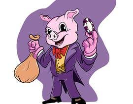 artdjuna tarafından Design a Mascot/character for a Decentralized Lotto için no 90