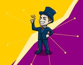 lugepuar tarafından Design a Mascot/character for a Decentralized Lotto için no 129