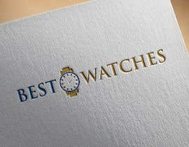 "#176 para Create a logo for a company called ""Best Watches"" por rashedalam052"