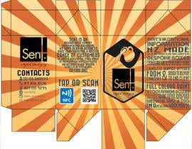 "nº 31 pour Design a promotional ""about us"" brochure on a milk carton par Krioks"