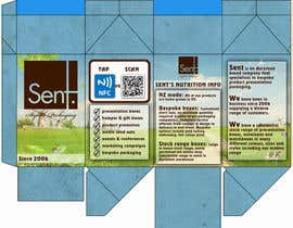"nº 16 pour Design a promotional ""about us"" brochure on a milk carton par russyiddin"