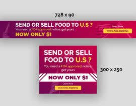 printexpertbd tarafından Set of multiple banner size for my service ( prize per one set and will award more than 1 design ) için no 8