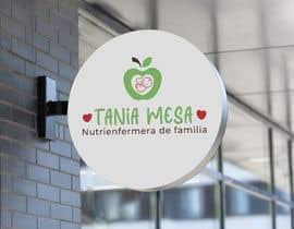 Nro 334 kilpailuun Design a logo for a nutritionist and nurse specialized in childhood käyttäjältä huzaifahassanzai