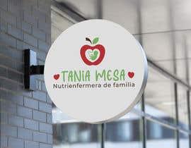 Nro 339 kilpailuun Design a logo for a nutritionist and nurse specialized in childhood käyttäjältä huzaifahassanzai