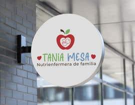 Nro 353 kilpailuun Design a logo for a nutritionist and nurse specialized in childhood käyttäjältä huzaifahassanzai