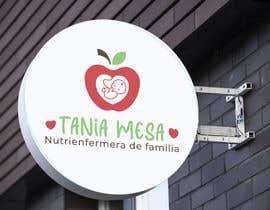 Nro 365 kilpailuun Design a logo for a nutritionist and nurse specialized in childhood käyttäjältä huzaifahassanzai