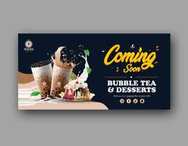 #70 for Create a Coming Soon Banner 2 meters by 4 meters af Taposs