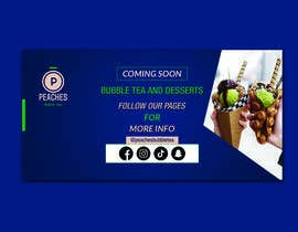 #45 for Create a Coming Soon Banner 2 meters by 4 meters af titudassyl