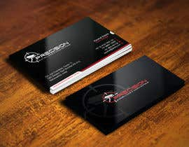 #61 for Design some Business Cards for CCTV installing company af gohardecent