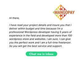 #9 for MangoPay in WordPress (KYC) af akderia21