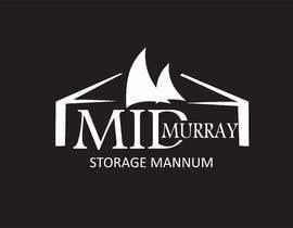 Nro 414 kilpailuun Logo Design for:  Mid Murray Storage Mannum  (please read the brief!) käyttäjältä marciopaivaferna