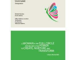 #51 for Design a Business Card for a coach/trainer by premgd1