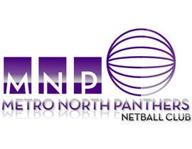 #19 para Design a Logo for Netball Club por timwilliam2009