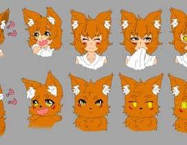 #21 cho Design A Kitsune Character bởi Visorarts