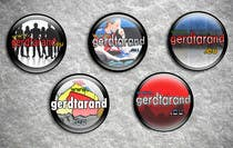 Graphic Design Entri Kontes #25 untuk 5 Button Badge designs for a Personal/Political Blog