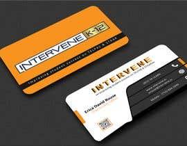 Nro 550 kilpailuun business card design käyttäjältä daniyalkhan619