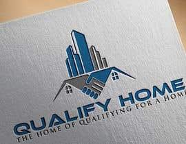 #37 for Real Estate Loan Approval website logo af sirajulislam0185