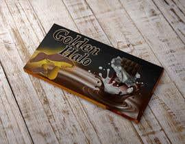 nº 63 pour Design a chocolate bar wrapper par jakiamishu31022