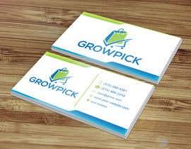 Nro 182 kilpailuun Need a unique business card käyttäjältä monowara01111