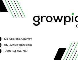 Nro 156 kilpailuun Need a unique business card käyttäjältä wasifbd43