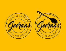 nº 199 pour A South Indian Vegitarian Restaurant wants an innovative Logo and a font design. par vicky1009
