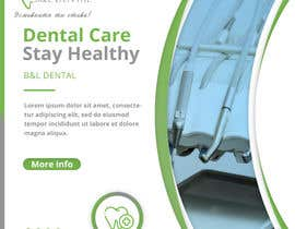 #52 untuk I need PSD templates for Facebook and Instagram for dental clinic posts oleh tazul869