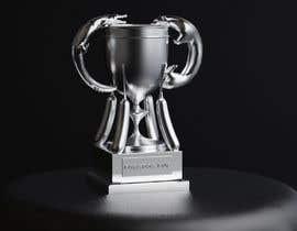 #14 untuk Create Custom 3D Cup Trophy for Football Rivalry oleh abdullahvidinlio