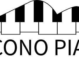 Nro 82 kilpailuun Piano Logo Design käyttäjältä hanifulgd