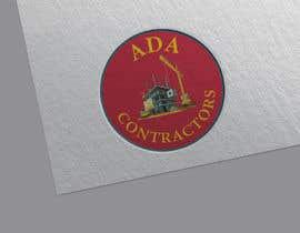 #311 for ADA CONSTRUCTION LOGO af deluwar1132