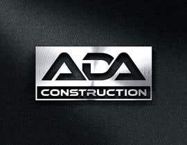 #297 for ADA CONSTRUCTION LOGO af HiraShehzadi01