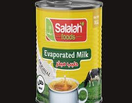 Nro 41 kilpailuun Packaging design for Evaporated Milk käyttäjältä shiblee10