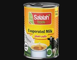 Nro 55 kilpailuun Packaging design for Evaporated Milk käyttäjältä shiblee10
