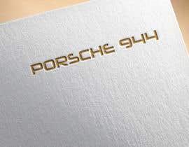 Nro 38 kilpailuun Porsche 944. käyttäjältä enarulstudio