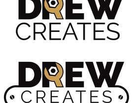 #529 for DrewCreates Logo af reddmac