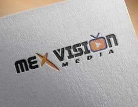 #80 untuk Mex vision media Logo oleh frinsenfarrelino