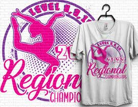 #231 cho Tshirt Design for Women's Gymnastics Championship bởi hb2659919